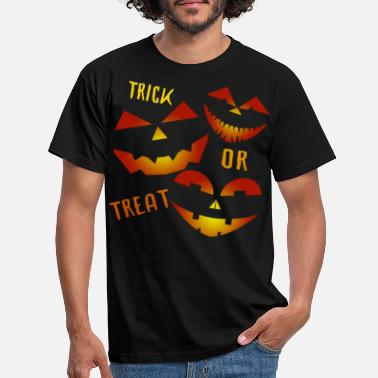 Trick Trick or Treat Trick or treat - Men's T-Shirt
