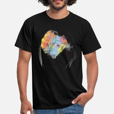Fashion portrait - Männer T-Shirt