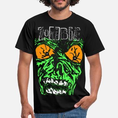 Blutiger K/örper Infiziertes Zombie Blut T-Shirt