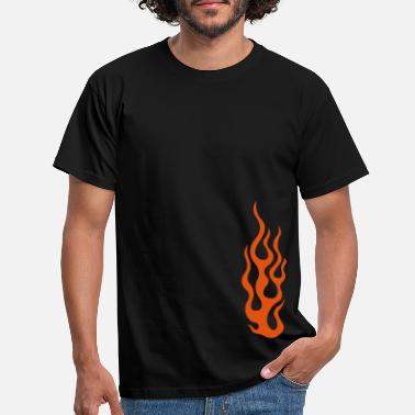 Street flames 3 - Men's T-Shirt