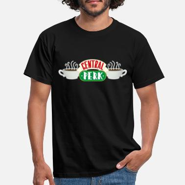 Friends Friends Central Perk - Männer T-Shirt