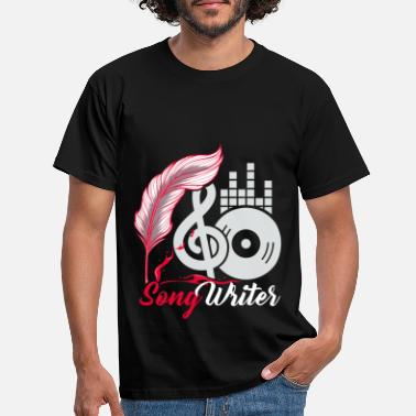 Songwriter songwriter - T-shirt herr