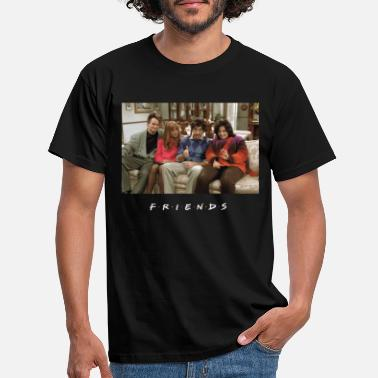 Friends Flashback - T-shirt herr