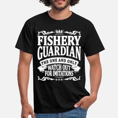 Fishery fishery guardian the one and only - Men's T-Shirt