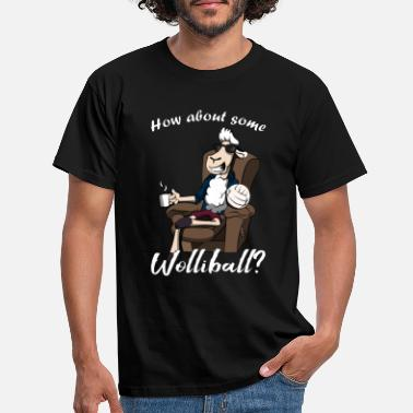 Sheep Wolliball sheep - Men's T-Shirt