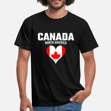 Le Canada - T-shirt Homme