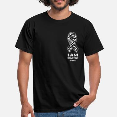 Awareness Rare Disease Awareness Shirt I Am Someone Rare - Men's T-Shirt
