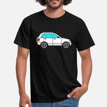 Suv SUV SUV - Men's T-Shirt