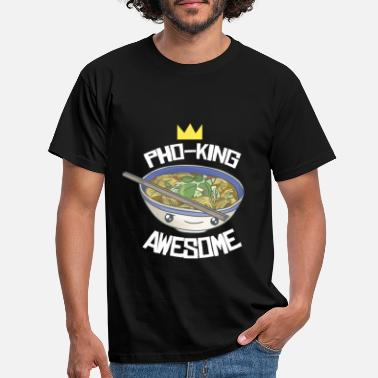 Pho PhoKing Awesome is grappig, trendy en perfect voor - Mannen T-shirt