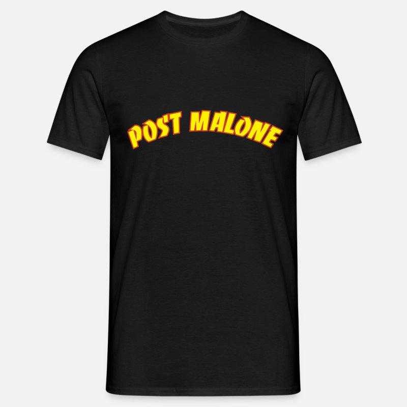 Post Malone Graphic T skjorte for menn | Spreadshirt