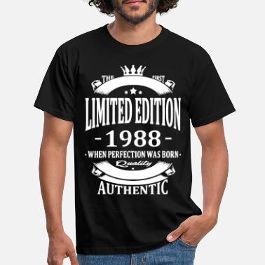 1988 Limited Edition 1988 - T-shirt Homme