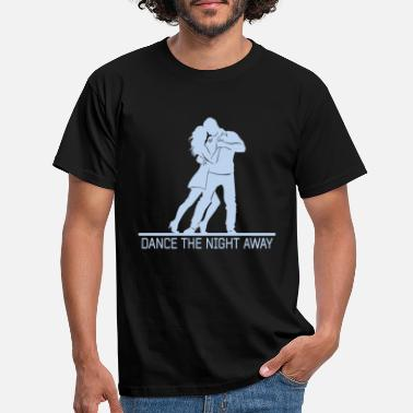 Danser Toute La Nuit Danser toute la nuit - T-shirt Homme