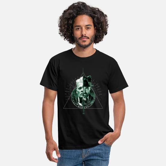 Wizarding World T-shirts - Fantastic Beasts Dumbledore and Grindelwald - T-shirt herr svart