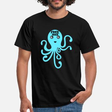 Octopus Octopus octopus - Men's T-Shirt