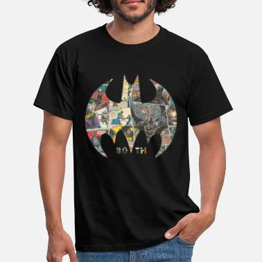 Batman 80 Years Comic - Mannen T-shirt