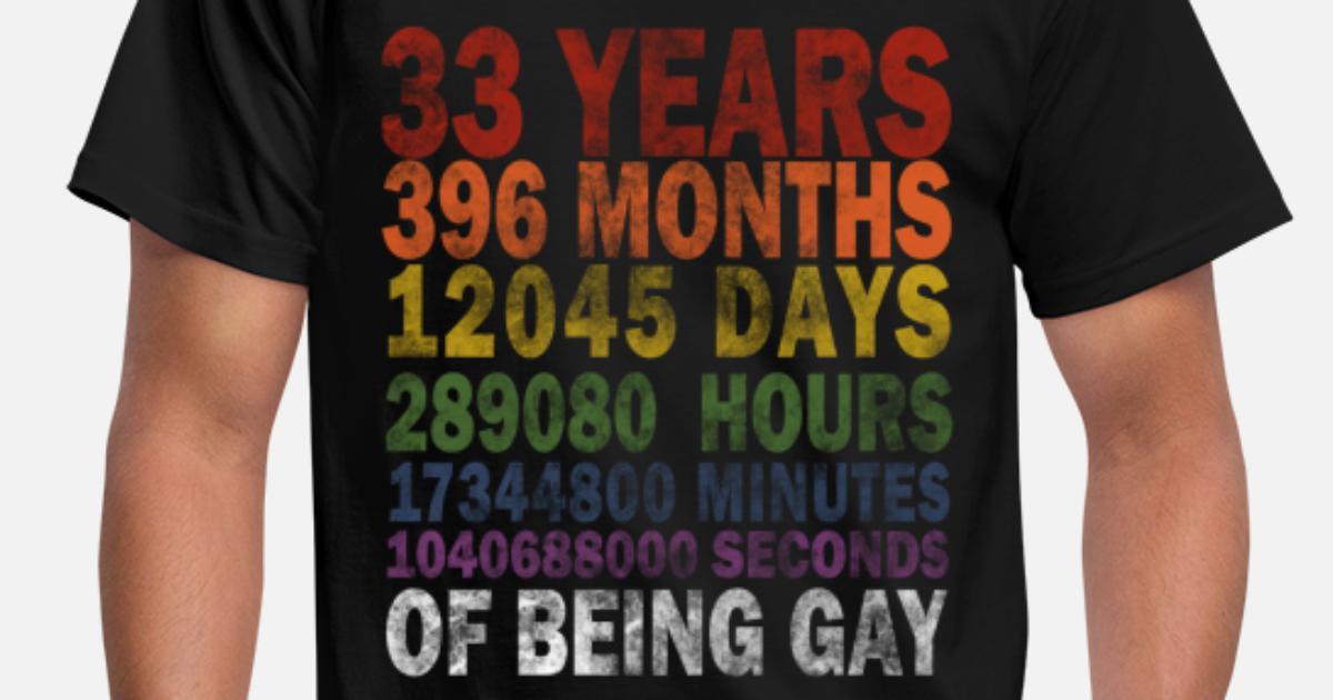 I'M No Gay Camiseta Hombre Regalo de Cumpleaños