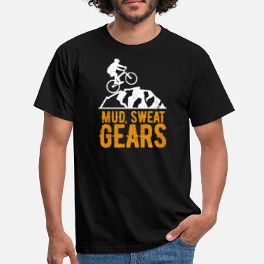 Mountain mountain bike - Men's T-Shirt