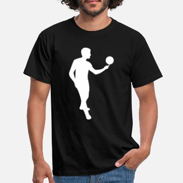 B Ball B-Ball - Men's T-Shirt