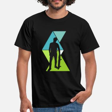 Halfpipe halfpipe - T-shirt mænd