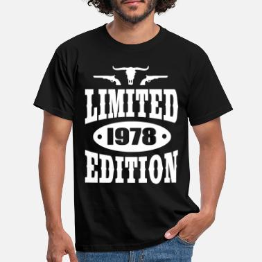 Limited Edition 1978 - T-shirt mænd