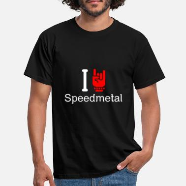 Speed Metal Speed metal - Camiseta hombre