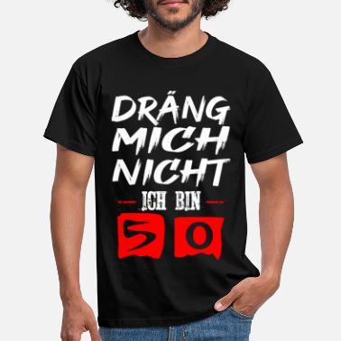 Geburtstag Fun Shirt UPDATE JETZT VERSION 50 T-Shirt Sprüche 50