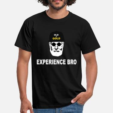 Experience experience - Men's T-Shirt