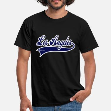 Los Angeles los angeles california - T-shirt Homme