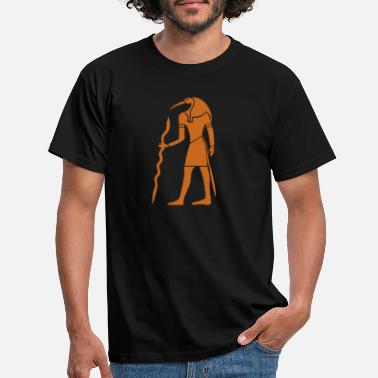 Ancient pharoh tshirt, ancient egyptian king - Men's T-Shirt