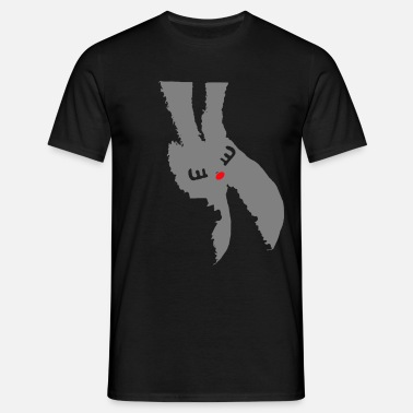 Arschgeweih Männer Premium T-Shirt   Spreadshirt