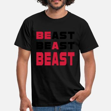 Ropa Deportiva Player Beast - Camiseta hombre