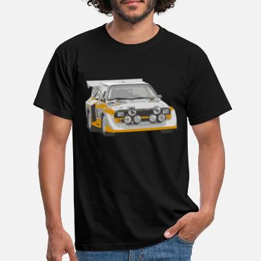 Rally rally - Men's T-Shirt