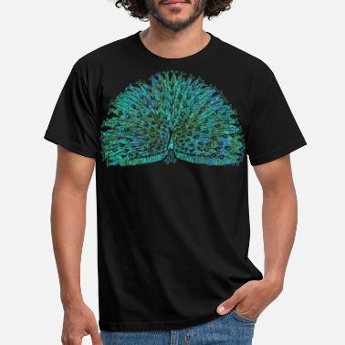 Peacock peacock - Men's T-Shirt