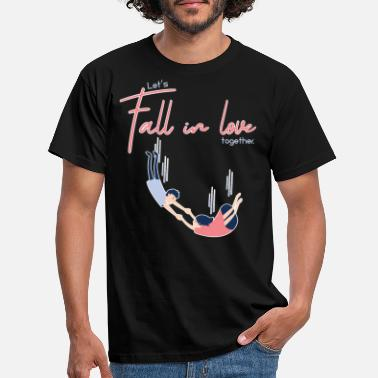 In Love love - Men's T-Shirt