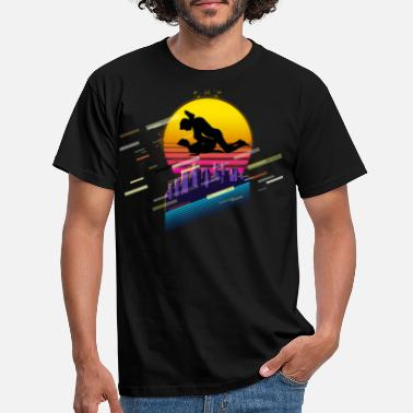 Sex and the City Vintage Retro 80s - T-shirt herr