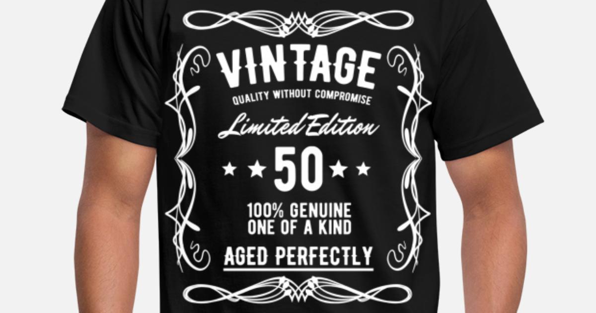 2 temps aftershave idéal cadeau d/'anniversaire. T-shirt Homme
