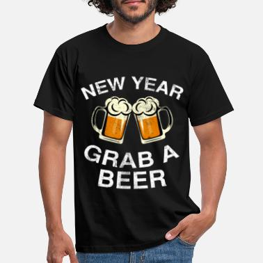 New Year New Year New Year's Eve New Year - Men's T-Shirt