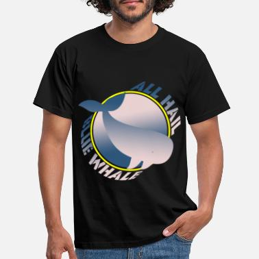 No Whales whale whale - Men's T-Shirt