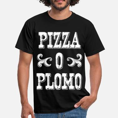 Silver Or Lead Pizza or lead - Men's T-Shirt