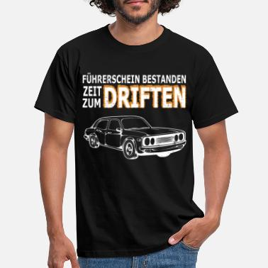 License driver's license - Men's T-Shirt
