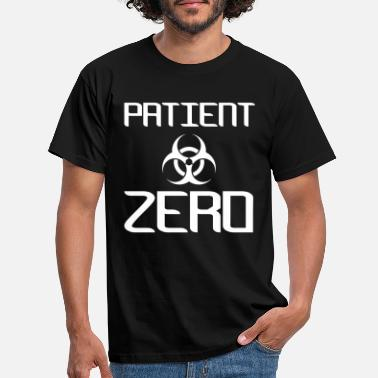 Patient Patient Zero - Men's T-Shirt