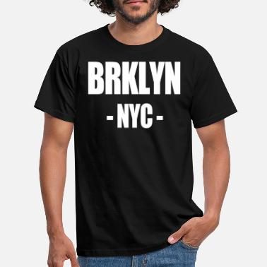 Nyc BRKLYN NYC - T-shirt Homme