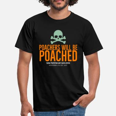 Astaterra - Poachers - Men's T-Shirt