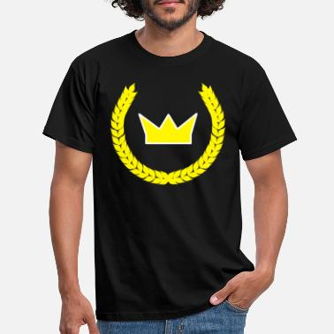 Laurier Laurier King - Mannen T-shirt