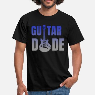 Guitar Dude guitar dude - Men's T-Shirt