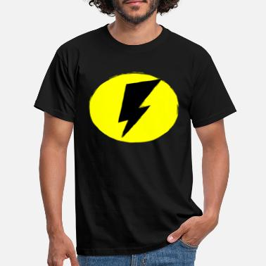 THUNDERBOLT - Men's T-Shirt