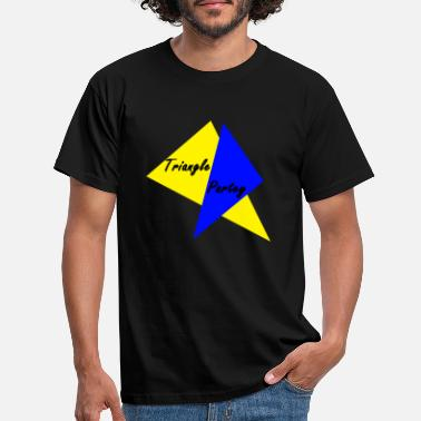 Triangle Party - T-shirt Homme