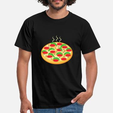 Scent Scented pizza - Men's T-Shirt