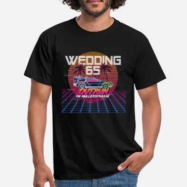 Wedding Wedding 65 Berlin - Männer T-Shirt