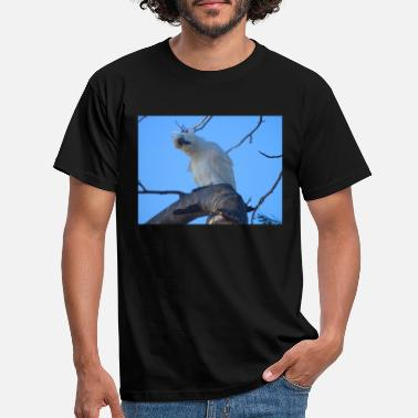 Cockatoo - Men's T-Shirt